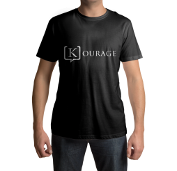 Kaplan Mobray Branded Kourage T-shirt